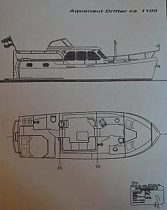 Aquanaut Drifter CS 1100 'Nomia'