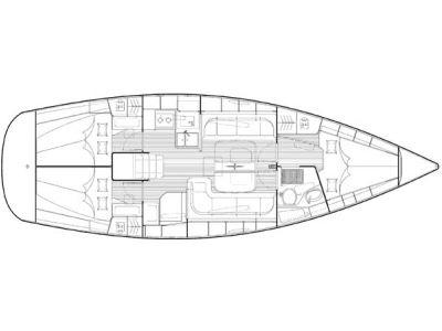 Bavaria 38 cruiser 'Erinn'